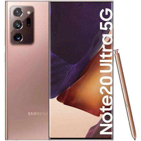 Samsung Galaxy Note 20 Ultra 5G N986 12GB/256GB Dual Sim - Mystic...