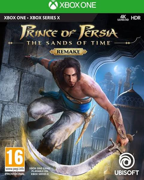 Prince of Persia:The Sands of Time Remake - Xbox One