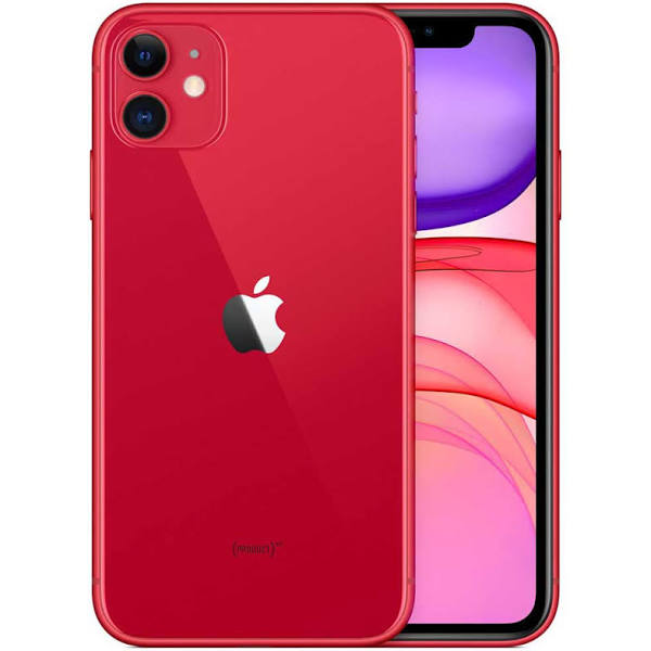 iPhone 11 Red 256GB
