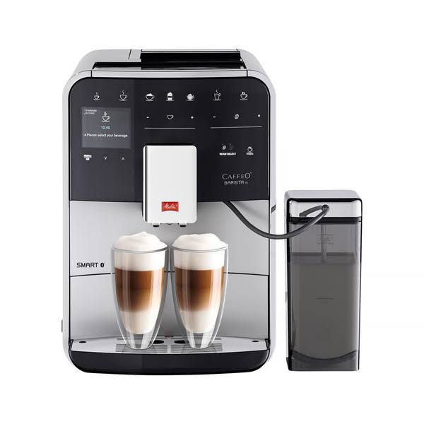 Melitta Barista TS Smart Silver - Automatic Coffee Machines