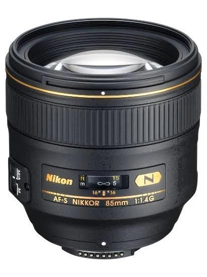 Nikon Af-s 85/1.4 G