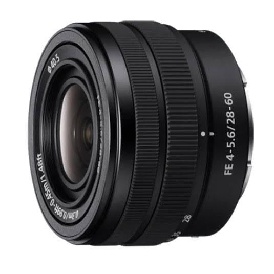 Sony FE 28-60mm F4-5.6 Zoom Lens