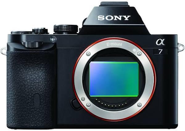 Sony Alpha ILCE-7 A7 Body