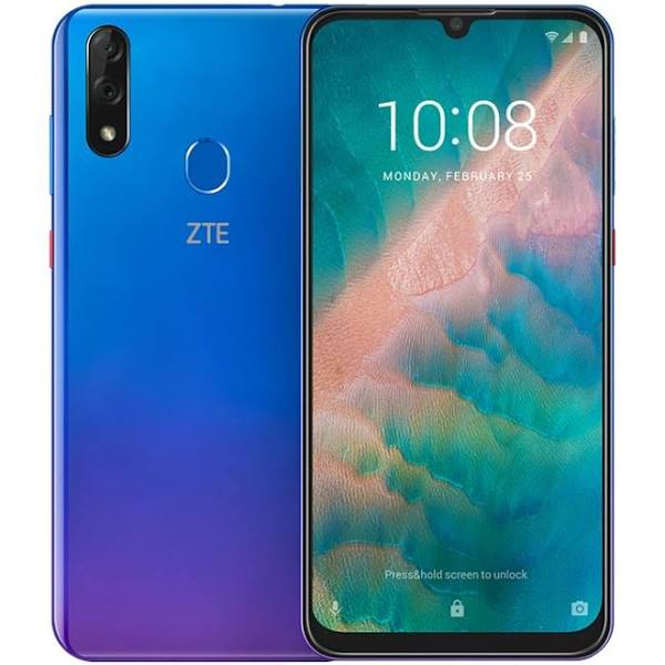 ZTE Blade 10 blue Hardware/Electronic