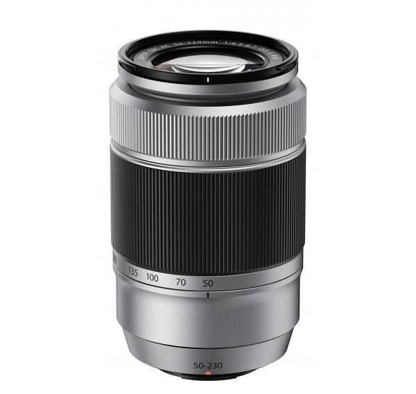 Fujifilm 50-230mm f/ 4.5-6.7 Silver X Mount