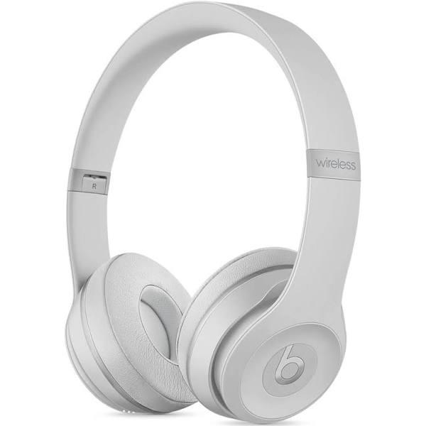 Beats Solo3 Wireless Matte Silver