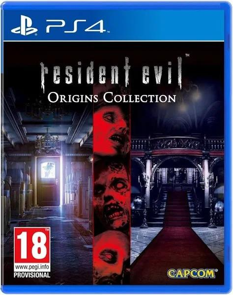 Resident Evil - Origins Collection - PlayStation 4