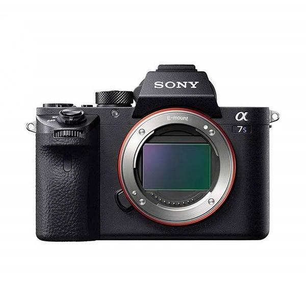 Sony A7S II kamerahus