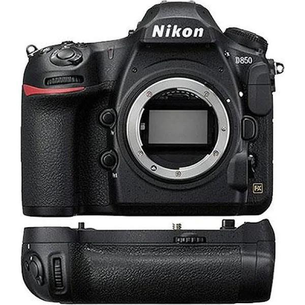 Nikon D850 + MB-D18 grip
