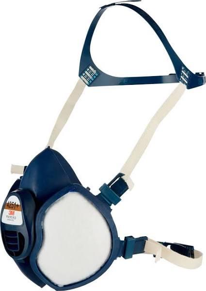 3M 4251+ Andningsskydd halvmask FFA1P2 R D