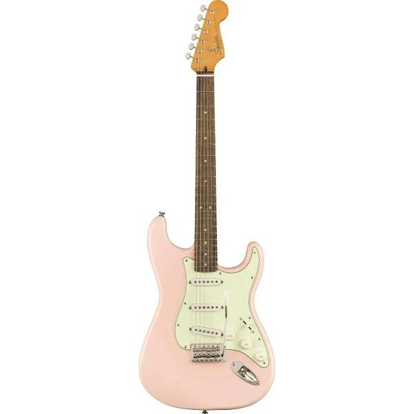 Squier FSR Classic Vibe 60s Stratocaster Laurel Fingerboard Shell Pink with M