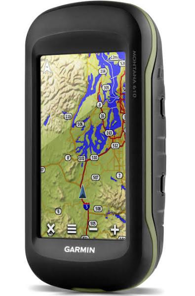 Garmin GPS, Montana 610