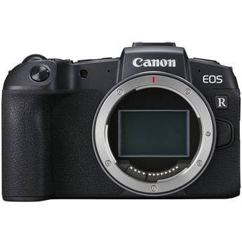 Canon EOS RP Body Only Mirrorless Digital Camera [kit box]
