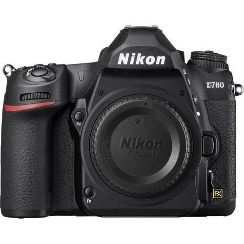 Nikon D780 Digital SLR Camera Body [kit box]