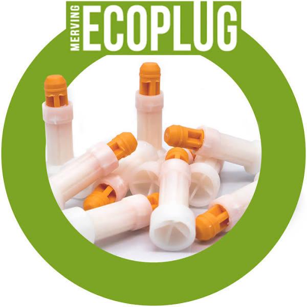 Ecoplug Roundup Plug - 100-pack