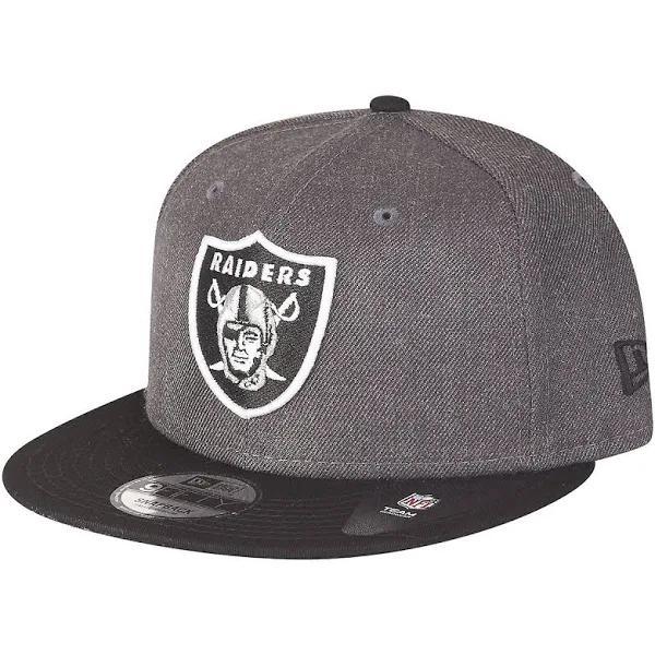 New Era NFL Oakland Raiders Bobble mössa för män
