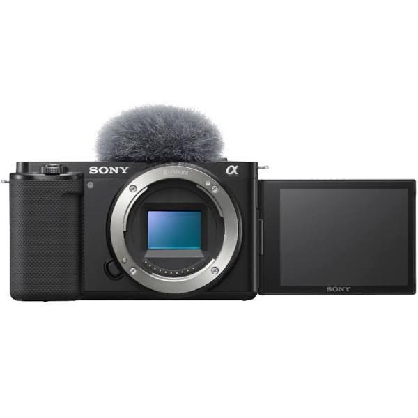 Sony vlog camera ZV-E10 body (ZVE10BDI.EU)