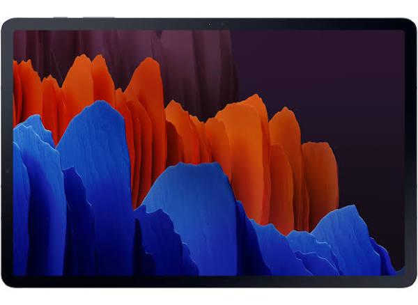 Samsung Galaxy Tab S7+ (128GB) Svart