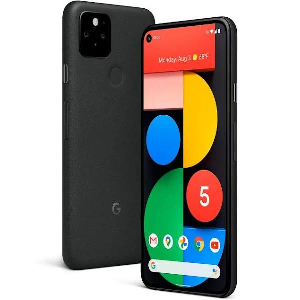 Google Pixel 5 - Just Black
