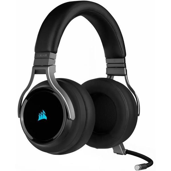 Corsair Gaming Headset Virtuoso Rgb Wireless Black (ca-9011185-eu)