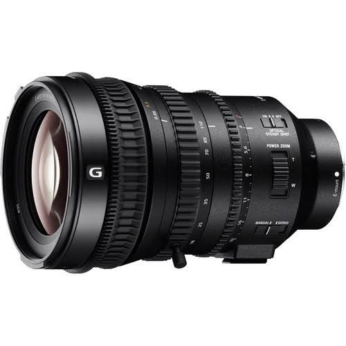 Sony E 18-110mm F4 G OSS PZ SELP18110G