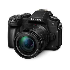 Panasonic Lumix DMC-G80 + 12-60/3,5-5,6 OIS