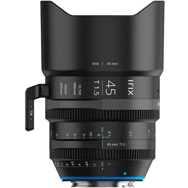 IRIX 45mm T1.5 Cine Objektiv för Canon EF (Fötter)