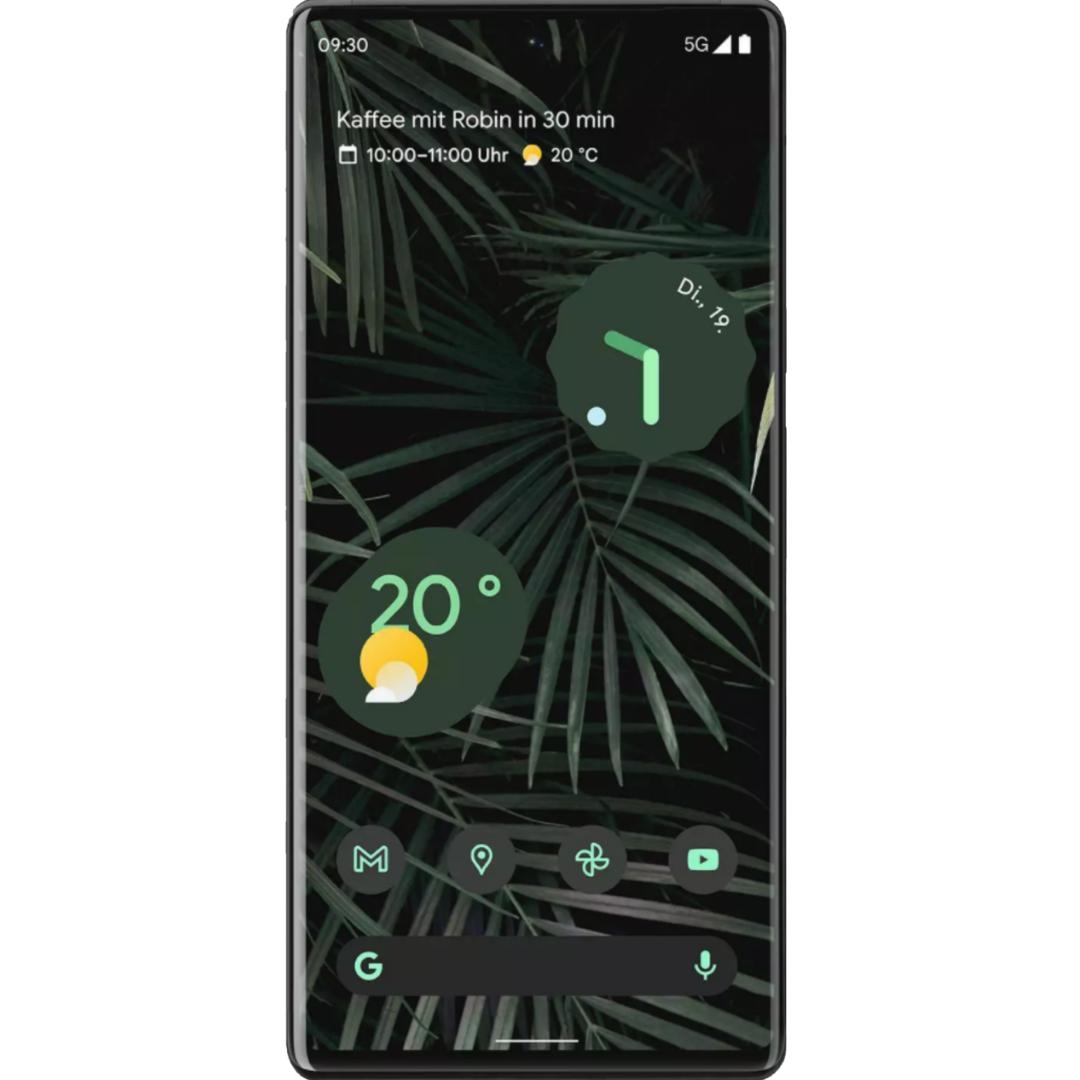 Google Pixel 6 Pro - Stormy Black - 128GB