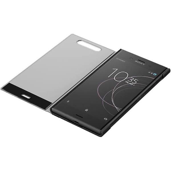 Sony Style Cover Touch SCTG50 Xperia XZ1 - Svart