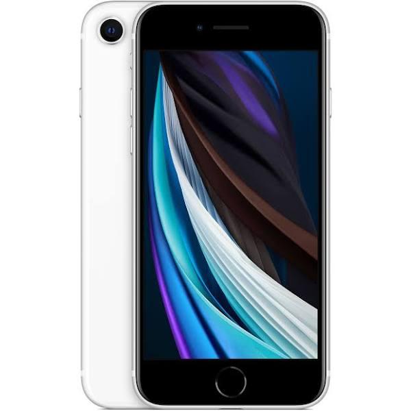 Apple iPhone SE 64 GB vit