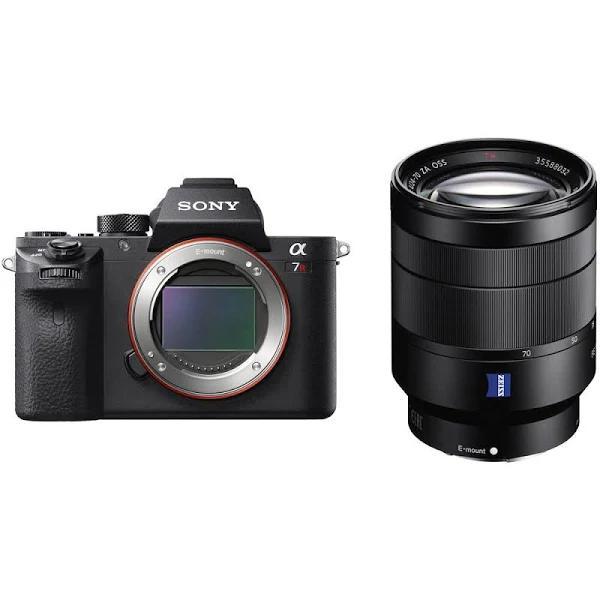 Sony Alpha A7RII Mirrorless Digital Cameras with FE 24-70mm F4 ZA...