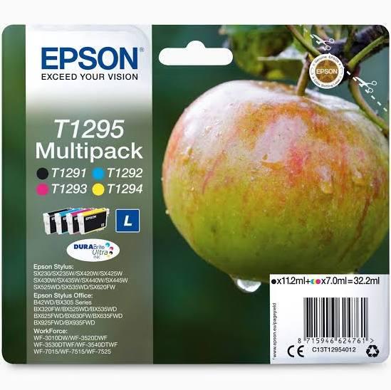 Epson T1295 Multipack - C13t12954012