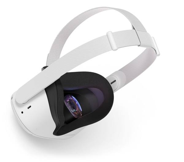 Oculus Quest 2 All-in-one VR – 256GB - Hvid