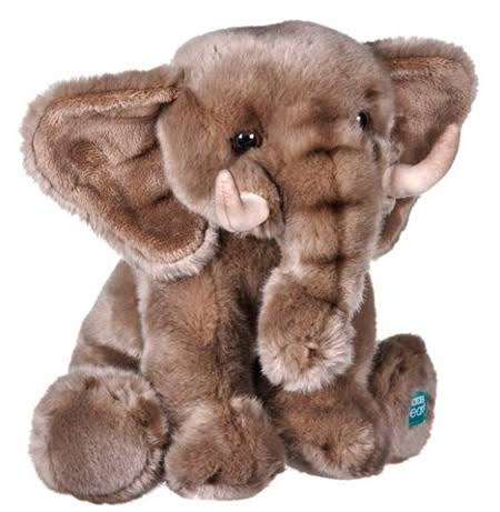 BBC Planet Earth Elefant Nalle - 25cm