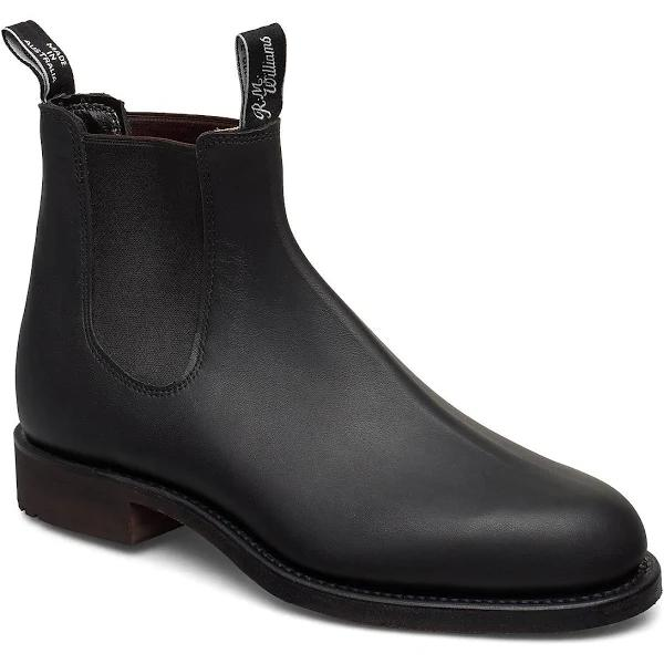 R.m. Williams - Boots - Svart - Herr - Storlek: 46