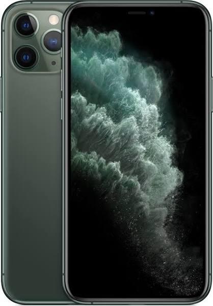 Apple iPhone 11 Pro / 512GB - Midnattsgrön