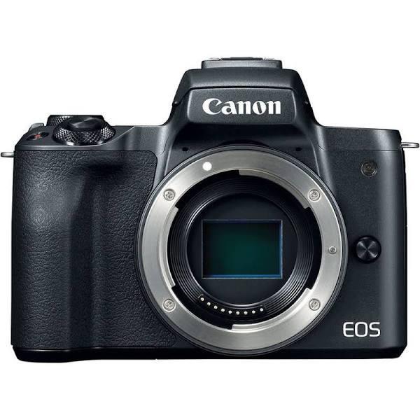 Canon EOS M50, svart