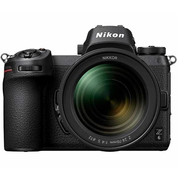 Nikon Z6 + Nikkor Z 24-70mm F/4 S