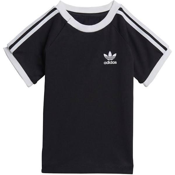 Adidas Originals 3 Stripes Short Sleeve T-shirt 98 cm