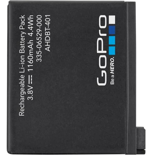 GoPro Battery/Charger HERO4 RECARREGÁVEL Assorted Unico