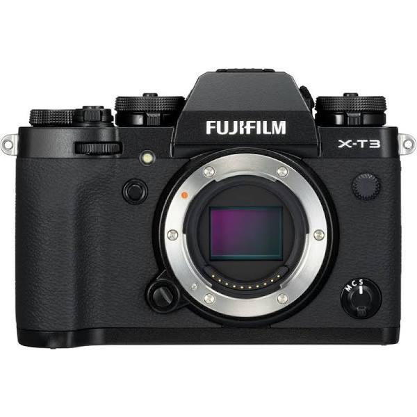 Fujifilm X-T3 Svart