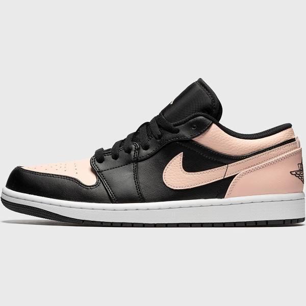 Jordan Kids Air Jordan 1 Low GS Black / Arctic Orange Shoes - Size 4.5Y