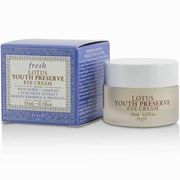 Fresh Lotus ungdom bevara ögonkräm 204392 15ml/0.5oz