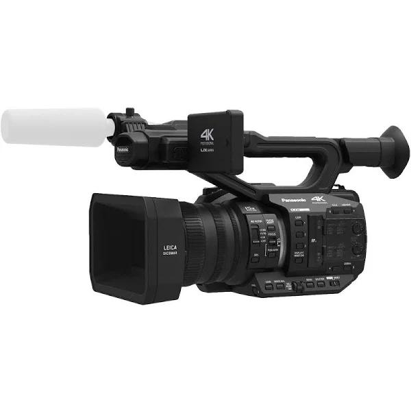 Panasonic AG-UX90 UHD 4K Professional Camcorder - Black
