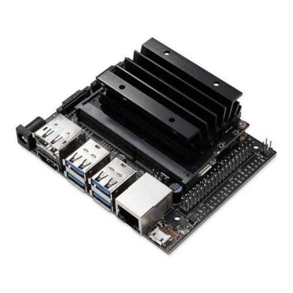 Nvidia Jetson Nano Developer Kit Enkortsdator för bl.a. maskininlärning