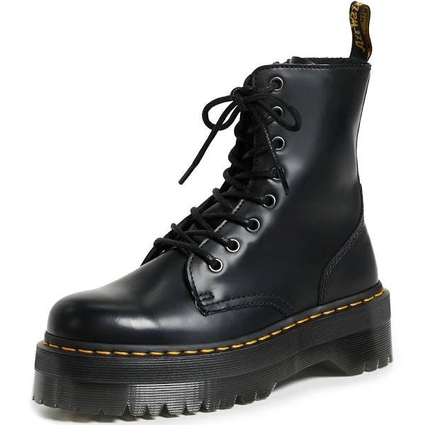 Dr. Martens Jadon 8 Eye Boots Black 10