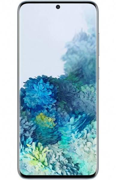 Samsung Galaxy S20 128 GB Blå