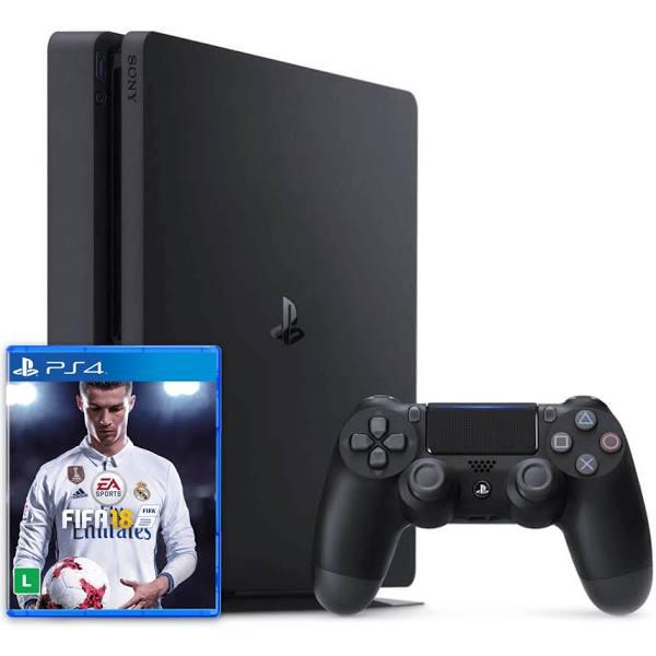 Sony PlayStation 4 - Slim - 500GB