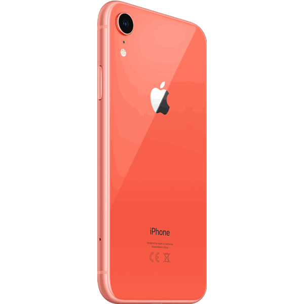 Apple iPhone XR - 256 GB - Coral