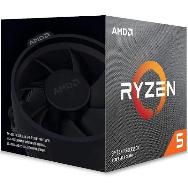 Amd Ryzen 5 3600XT Processor 3.8GHZ